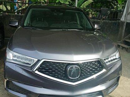 Acura MDX 2018 Gray for sale