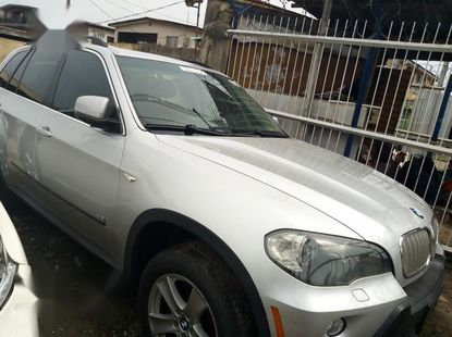 BMW X5 2008 Silver for sale