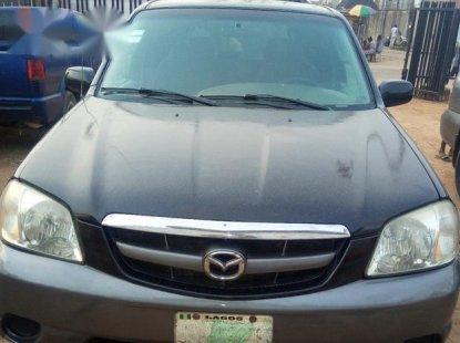 Mazda Tribute 2003 3.0 V6 Exclusive AWD Black for sale