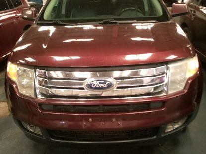 Ford Edge 2010 Red for sale