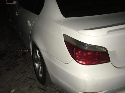 BMW 530i 2005 White for sale
