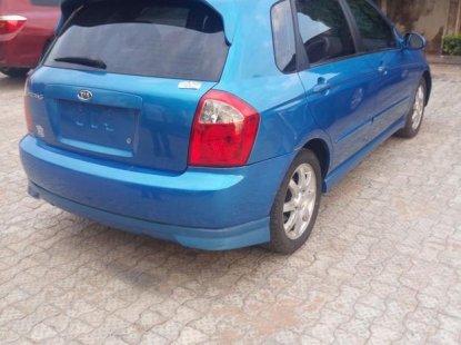 Kia Spectra 2006 EX Blue for sale