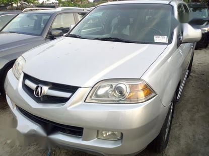 Acura MDX 2006 Silverfor sale