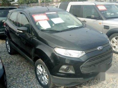 Ford EcoSport 2011 Black for sale