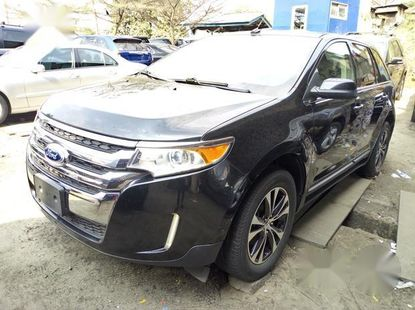 Ford Edge 2012 Black automatic transmission for sale