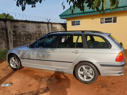 BMW 316i Touring (Wagon) from Germany for sale