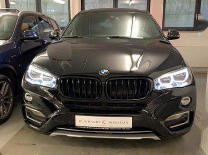 BMW X6 2017 Black for sale