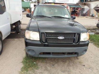 Ford Explorer 2004 Black for sale