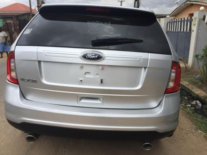 Ford Edge 2014 Petrol Automatic Grey/Silver for sale