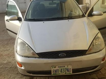 Ford Focus 2000 2.3 Wagon Silverfor sale