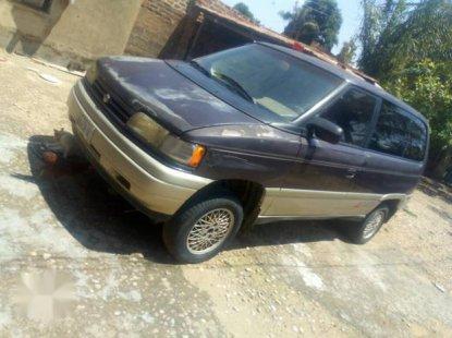 Mazda MPV 1995 Blue for sale