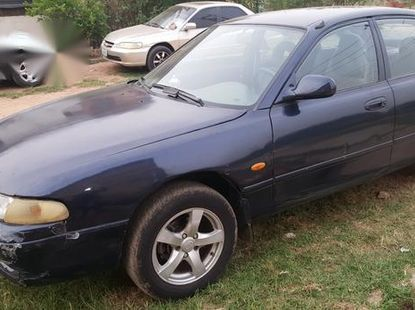 Mazda 626 1998 Wagon Blue for sale