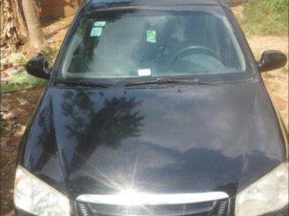 Kia Cerato 2006 1.6 Automatic Black color for sale