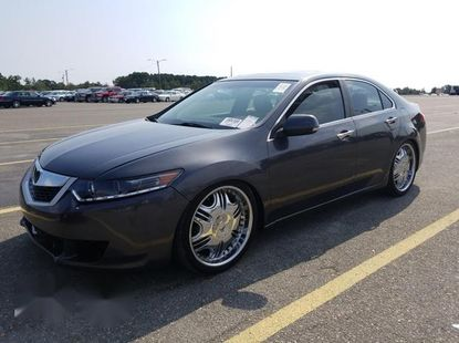 Acura TSX 2009 Automatic Gray for sale
