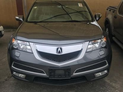 2012 Acura MDX for sale in Lagos