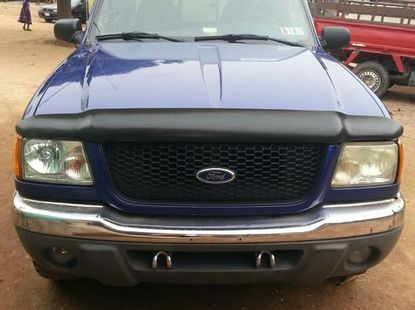 Ford F-450 2007 Blue for sale