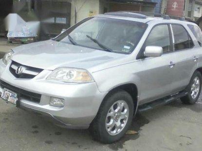 Acura MDX 2002 Grayfor sale