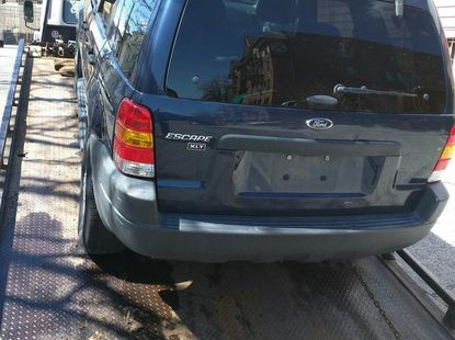 Ford Escape 2003 Blue for sale