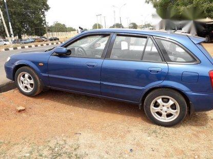 Mazda 323 2002 1.6 Blue for sale