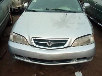 Acura TL 2003 Silver for sale