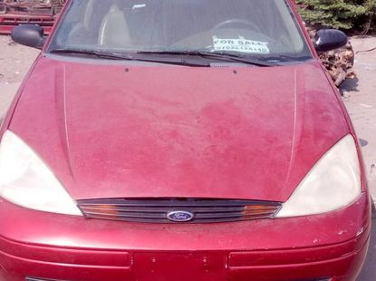 Ford Focus 2002 SVT Red for sale