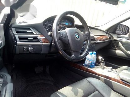 BMW X5 2007 Silver for sale