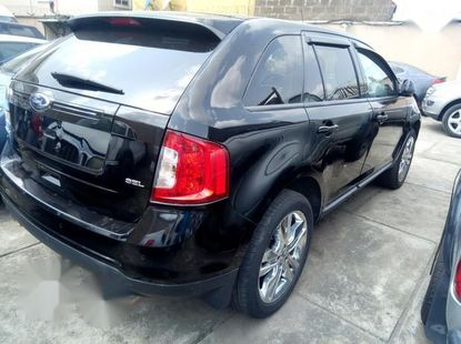 Ford Edge 2012 Blackfor sale