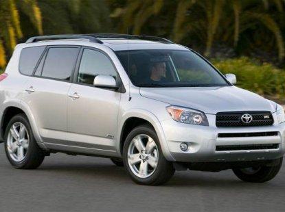 Toyota RAV4 2008 review & prices in Nigeria