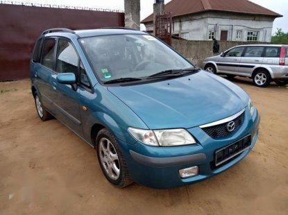 Mazda Premacy 2002 Greenfor sale
