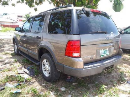 Ford Explorer 2003 4.6 Brown for sale