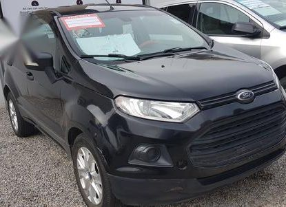 Ford EcoSport 2012 1.0 Black for sale