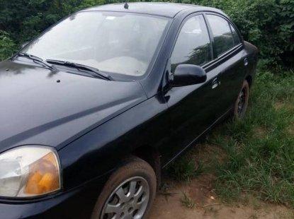 Kia Rio Sedan 2001 Black for sale