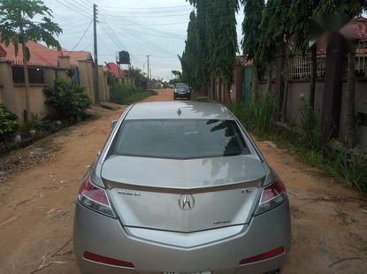 Acura TL 2010 SH-AWD Silver for sale