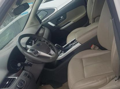 Limited Edition Ford Edge V6 Engine Thumb Start 2011 White for sale