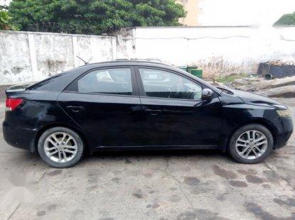 Kia Cerato 2012 Black for sale
