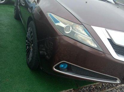 Acura ZDX 2011 Brownfor sale