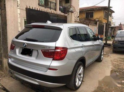 BMW X3 2013 Silverfor sale