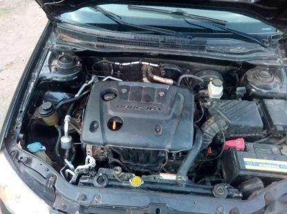 Clean black 2005 Kia Cerato automatic car at attractive price