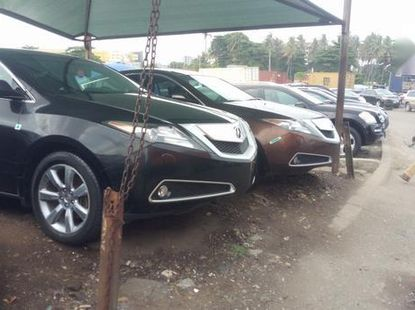 Selling 2011 Acura ZDX sports / coupe at mileage 125,479