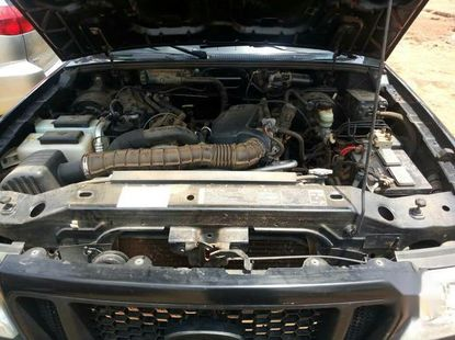 Ford Ranger 2004 Automatic Black color for sale