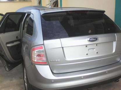 Ford Edge Jeep 2007 model at Cheap price