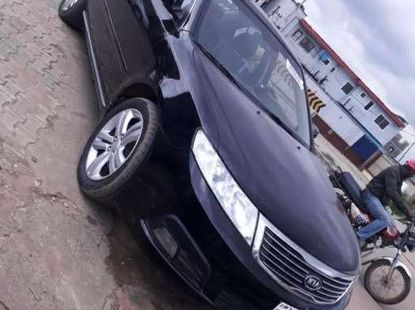 Sell used 2010 Kia Optima automatic at price ₦1,300,000 in Lagos
