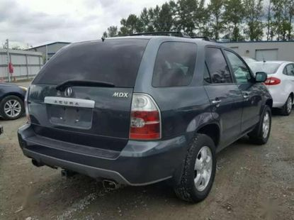 Need to sell super clean black 2003 Acura MDX