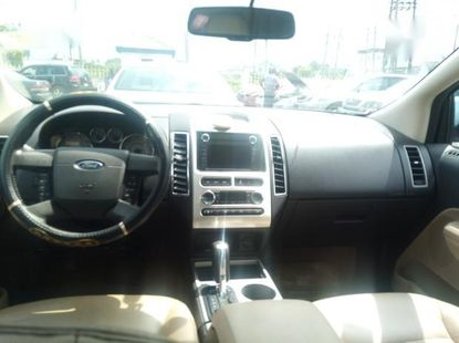 Selling 2009 Ford Edge automatic in Port Harcourt