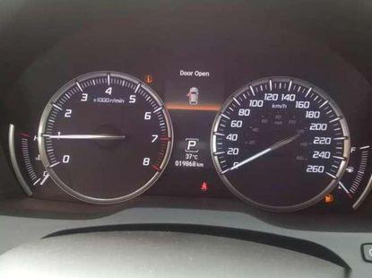 Used 2016 Acura MDX automatic at mileage 3,000 for sale in Lagos