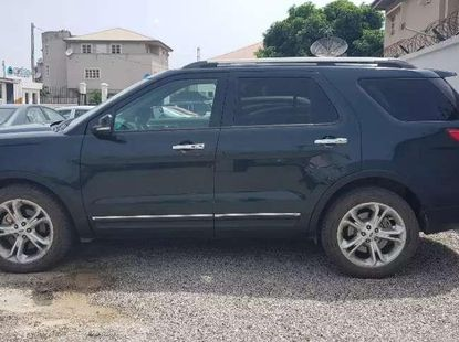 Selling 2015 Ford Explorer in good condition at price ₦4,600,000 in Lagos