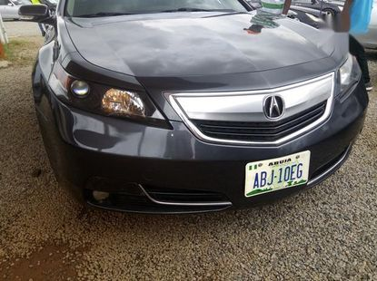 Authentic used 2013 Acura TL at mileage 5,000 for sale