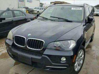Sell cheap black 2008 BMW X5 at mileage 30,000