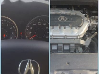 Selling 2009 Acura TL in good condition in Lagos
