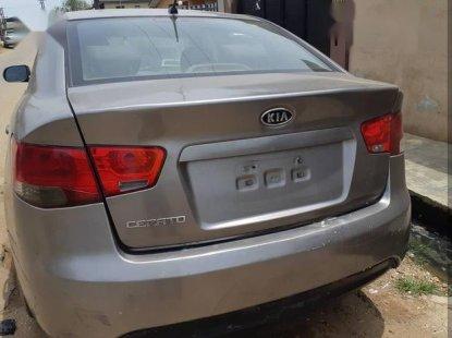 Kia Cerato 2010 Gray for sale